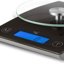 modern kitchen scales amazon com smart weigh digital food and kitchen scale with