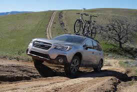 subaru crosstrek offroad 2018 subaru outback brings minor updates in most areas
