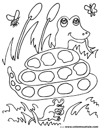 smiling snake coloring sheet create a printout or activity