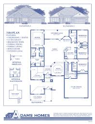 Breland Homes Floor Plans by 28 Adam Homes Floor Plans Adams Model Available Floor Plans