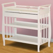 Sleigh Changing Table Afg Athena Sleigh Changing Table White Free Shipping
