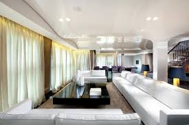 Examples Of Modern Living Room Ceiling Design And Life - Apartment ceiling design