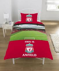 Tesco Bedding Duvet Buy Liverpool Fc Stadium Single Bedding From Our Children U0027s Duvet