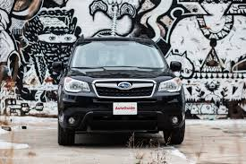 subaru tribeca 2015 interior 10 things i learned about the 2016 subaru forester autoguide com