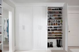 Tall Shoe Cabinet With Doors by Shoe Storage Ideas For Better Organizing