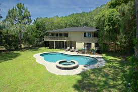 Beach Houses For Rent In Hilton Head Sc by Sand Dollar Home Vacation Rental In Folly Field Hilton Head
