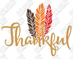 feather bouquet thanksgiving custom diy iron on vinyl cutting file