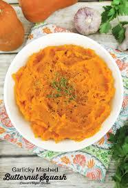 garlicky mashed butternut squash dianne s vegan kitchen