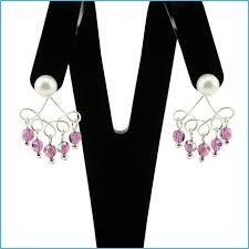 earring jackets dangle earring jackets how to make a dangle earring jewelry on cut