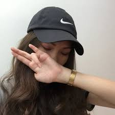nike hat dri fit feather light cap women s nike featherlight dri fit hat