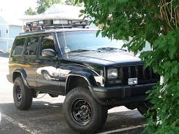 Smittybuilt Roof Rack by Roof Rack Basket Model Jeep Cherokee Forum