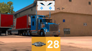 new truck kenworth american truck simulator 28 new truck 2016 kenworth t800
