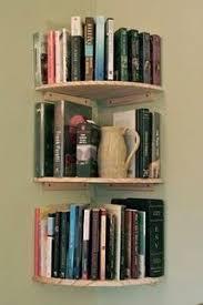 Large Bookshelves For Sale by Best 25 Corner Wall Shelves Ideas On Pinterest Shelves Corner