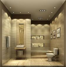 bathroom wood ceiling ideas interior grey themed bathroom interior with gypsum board