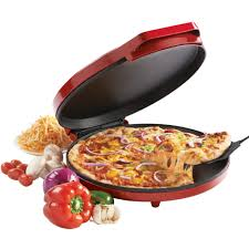 betty crocker pizza maker red walmart com