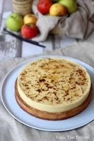 cuisine normande tarte chiboust à la normande