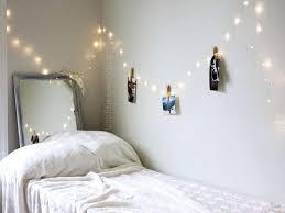 How To Hang String Lights In Bedroom Bedroom Hanging String Lights Bedroom String Lights For Bedroom
