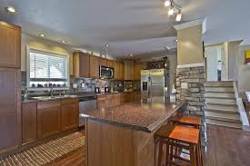 kitchen remodel for a split level house plans for the suburbs