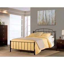 Sheffield Bedroom Furniture Wrought Iron Beds U0026 Headboards Bedroom Furniture The Home Depot