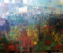 Windows Of Light Karen Keil Brown Ethereal Landscape Paintings