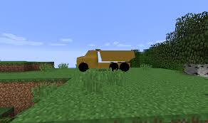 minecraft dump truck images techstack s heavy machinery mod mods projects