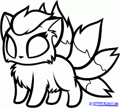 chibi animals coloring pages free printable chibi coloring pages
