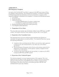 10 best images of submittal cover letter for rfp bid submittal
