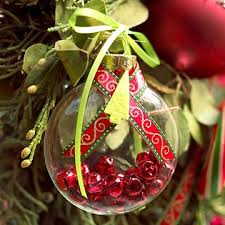 25 ideas for decorating clear glass ornaments clear glass