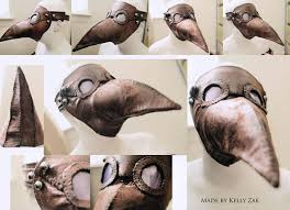plague doctor s mask plague doctor mask 11 steps with pictures