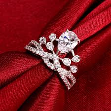 Top Gifts For Women 2016 Online Shop 50 Off Ring Crown Jewelry Fashion Engagement