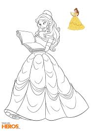 Coloriage Princesse Disney A Imprimer  100 images  sofiahalloween