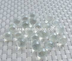 wholesale 25mm soda lime glass balls for water treatment system