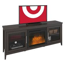 Fireplaces Tv Stands by Jackson Fireplace Tv Stand Espresso Fits Tv Up To 80