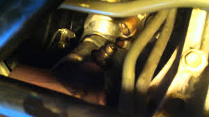 lexus sc430 vs infiniti g37 convertible sc430 bank 2 sensor 1 oxygen sensor removal youtube