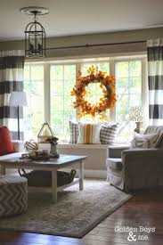 how to decorate a bay window window curtains for bay windows