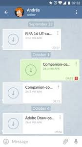 telegram for android telegram 4 8 3 for android