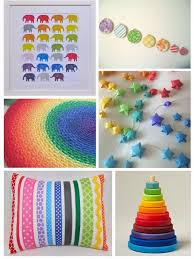 Rainbow Bedroom Decor The 25 Best Rainbow Baby Nurseries Ideas On Pinterest Rainbow