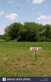real estate empty lots for sale stock photo royalty free image