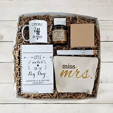 for to be future mrs gift box to be gift newly engaged