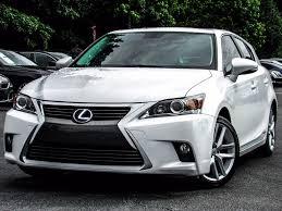 lexus hybrid sedan 2014 used lexus ct 200h 5dr sedan hybrid at atlanta luxury motors
