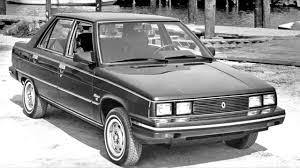 1984 renault alliance renault alliance u002706 1982 u201387 youtube