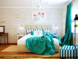 Yellow And Gray Bedroom Ideas Bedroom Enchanting Turquoise Wall Bedroom Grey Accent Color For