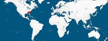 carolina world map carolina world map