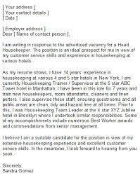 application letter for supervisor position sample bunch ideas of cover letter for supervisor position in hotel for