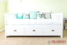 twin beds with storage drawers bed wooden frame queen underneath