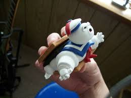 Stay Puft Marshmallow Man Meme - s more puft i made this out of clay and thought i d share with