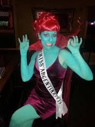 beetlejuice costume miss argentina from beetlejuice costume yeti