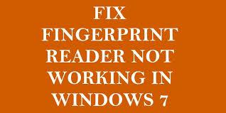 Resume From Hibernation Fix Fingerprint Reader Not Working In Windows 7 When Resumed From
