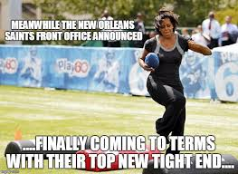 New Orleans Saints Memes - saint s secret weapon imgflip
