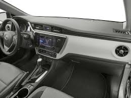 price of a toyota corolla 2017 toyota corolla le cvt msrp prices nadaguides